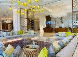 Grand Mercure Dubai Airport Hotel, hotel in Dubai