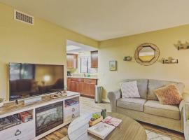 Good Vibes Villa - Your Cozy Red Rock Staycation - Pet & Family Friendly, apartment in Sedona