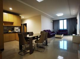 Ricky HomeStay 8 Boulevard Imperial Suites, apartment in Kuching