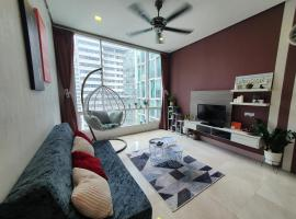 SOHO Suites KLCC, hotel with pools in Kuala Lumpur