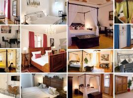Restaurant Dicker Mann Hotel zum Blauen Krebs, Hotel in Regensburg