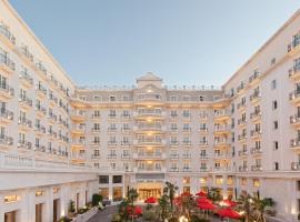 Grand Hotel Palace, hotel in Thessaloniki