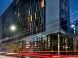Crowne Plaza Manchester City Centre, hotel in Manchester