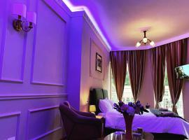 Hotel Internacional Fushe-Arrez, hotel in (( Nushaj ))