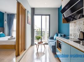The Art - Sunshine Apartment, apartment in Ho Chi Minh City
