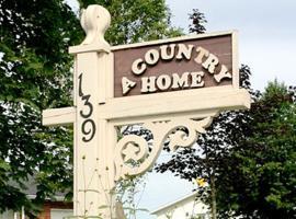 A Country Home B&B, hotel near Charlottetown Airport - YYG,