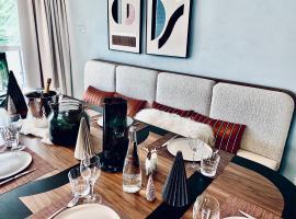 Le Perchoir Blanc Loft Courchevel, hotel in Saint-Bon-Tarentaise