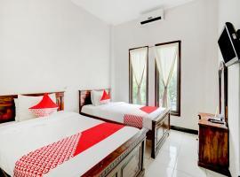 OYO 3156 Hotel Warta Dua, hotel near Ubung Bus Station, Denpasar