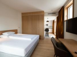 spinnerei designhotel linz, hotel in Linz