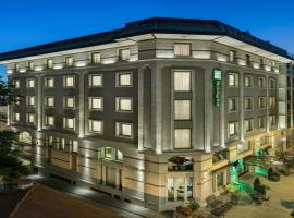 Holiday Inn Istanbul Old City, отель Holiday Inn в Стамбуле
