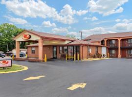Econo Lodge North, motel in Nashville