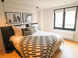 Grand Place Apartments 8, budgethotel in Brussel