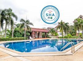 OYO 593 Lanta Village Resort, hotel in Ko Lanta