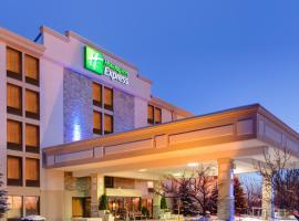 Holiday Inn Express Flint-Campus Area, hotel in Flint