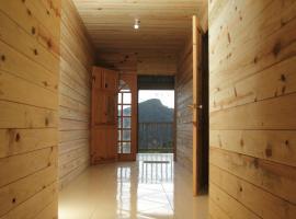 Pinard Mountain Resort, hotel in Roseau