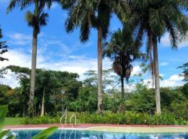 small rose ecohotel, hotel cerca de Parque de la vida COFREM, Villavicencio