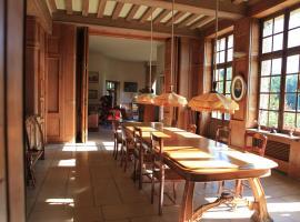 Le Logis d'Arniere, hotel in Saint Cyr-sous-Dourdan