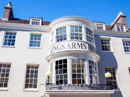 The King's Arms, hotel in Dorchester