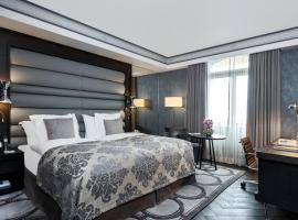 Royal Savoy Hotel & Spa, hotel in Lausanne