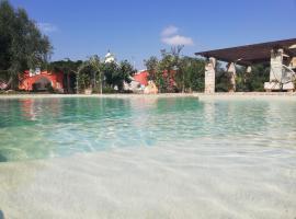 Trulli Padalini, hotel accessibile a San Vito dei Normanni