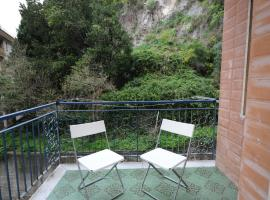 Apartment with one bedroom in Maiori with furnished balcony and WiFi 50 m from the beach, pet-friendly hotel in Maiori