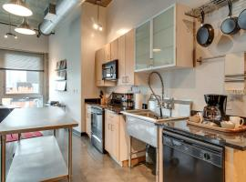 2 Bedroom Loft in the Gulch, apartment in Nashville