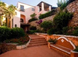 Apartment with 2 bedrooms in Porto Cervo with furnished garden and WiFi, apartment in Porto Cervo
