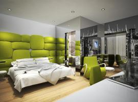 The Street Milano Duomo | a Design Boutique Hotel, hotel in Milan