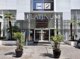 H2 Platinum Lourdes, hotel em Belo Horizonte