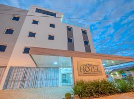 Prime Hotel Ponta Porã, hotel em Ponta Porã
