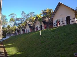 Vale Verde Penedo Hotel, hotel near Municipal Cemitery from Itatiaia, Itatiaia