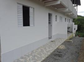 Adriana, apartment in Paraty