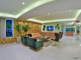 Primme Hotel Aracaju, hotel in Aracaju
