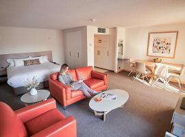 Salamanca Inn, apartamento em Hobart