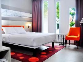 Sleepzzz Pasteur Bandung, hotel in Bandung