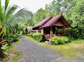 Suchanaree@Laemngop, resort in Trat