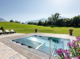 Klosterhof – Alpine Hideaway & Spa, hotel in Bad Reichenhall