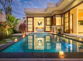 Beautiful Bali Villas, spa hotel in Legian