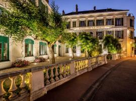 Najeti Hôtel de la Poste, hotel en Beaune
