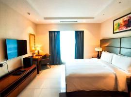 Oakwood Residence Kapil Hyderabad, отель в Хайдарабаде