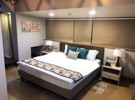Golden Swan Hill Retreat - Yeoor, hotel in Thane