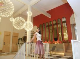 Platinum hotel, hotel in Rayong