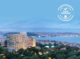 Conrad Istanbul Bosphorus, hotel u İstanbulu