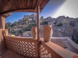 Albergo Diffuso Borgo Santa Caterina, hotell i Castiglione di Sicilia