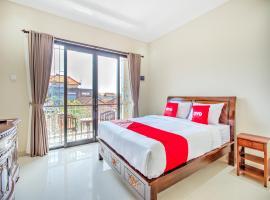 OYO 3897 Fajar Guest House, hotel in Kerobokan