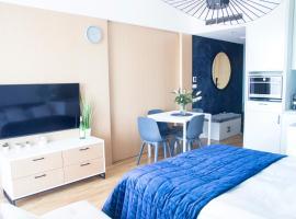 Apartament z widokiem na morze SEASIDE 208 AL-DOM, hotel with jacuzzis in Kołobrzeg