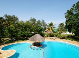 Flamboyant Bed and Breakfast, hotel in Diani Beach