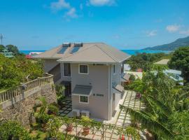 Whispering Palms, hotel near Morne Seychellois, Bel Ombre