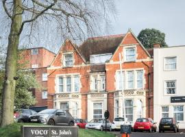 voco St. Johns Solihull, hotel in Solihull