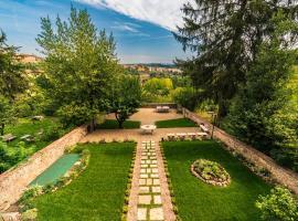 Il giardino di Pantaneto Residenza D'Epoca, hotel in Siena